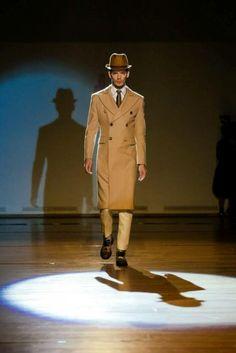 Florin Dobre (Romanian designer) for fall '14