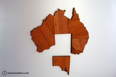 Australia - Long Leaf Pine