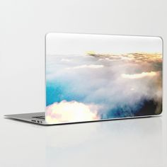 Buy Up Above by 83oranges.com as a high quality Laptop & iPad Skin. #photo, #photography, #sky, #clouds, #up, #february