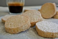 Cinnamon Butter Cookies from Barnowski Barnowski Barnowski's Cucina Cookie Desserts, Cookie Recipes, Dessert Recipes, My Dessert, Dessert Bread, Yummy Treats, Sweet Treats, Yummy Food, Cinnamon Butter