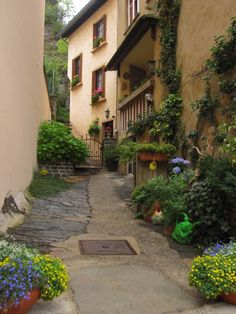 Luxembourg Travel Inspiration - Vianden, Luxembourg