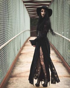 "0dd5ae938ae The Black Metal Barbie on Instagram  ""Photography   rosegoldportraits Dress    darkincloset (written review below!) Corset   punkrave.official (coupon  code   ..."