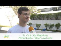 PAPO DO BEM - Dr. Souto fala sobre o 2º Ciclo de Palestras Paleo - YouTube