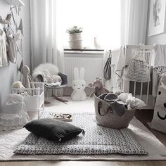 The perfect nursery of @emsloo  I've tagged the products I recognise (I'm getting better at this kids interior stuff!)