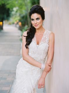 Days Of Our Lives star Nadia Bjorlin's wedding: Photography : Sarah Kate Read More on SMP: http://www.stylemepretty.com/little-black-book-blog/2016/07/13/soap-opera-stars-wedding-better-than-any-daytime-tv-love-story/
