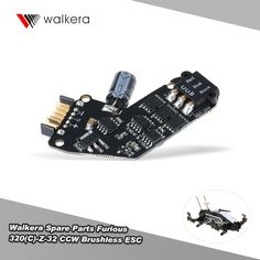 Original Walkera Spare Parts Furious 320(C)-Z-32 CCW Brushless ESC for Walkera Furious 320 RC Quadcopter