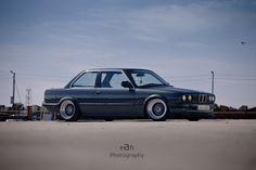 BMW E30 bbs rs