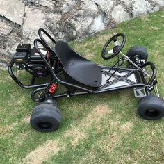 ATV Tuning Parts Rear Axle Steering Brake Assembly Direction For 168 Karting Fast Go Karts, Go Karts For Sale, Go Kart Frame Plans, Go Kart Plans, Triumph Motorcycles, Custom Motorcycles, Custom Go Karts, Mini Buggy, Drift Kart