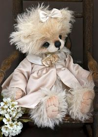 Three O'Clock Bears: A lovely girl looking for a nice home!