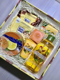 Очень ароматная коробочками «Оранжевое настроение»