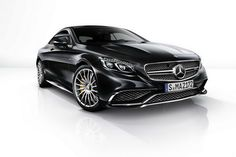 Mercedes Reveals All-New S65 AMG V12 Coupe - Sheiks Rejoice… - Carscoops