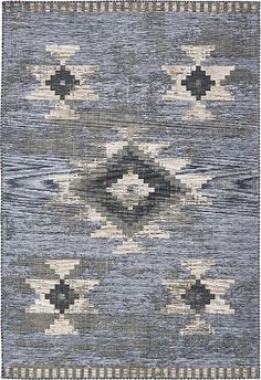Gray Nomad Area Rug