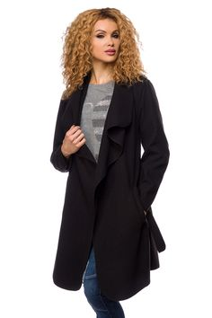 """Polly 01"" Wool coat"