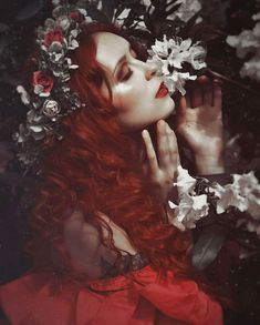 May 21 2018 at Artistic Fashion Photography, 21st, Photoshoot, Electric, Painting, Instagram, Cherry, Roses, Spring