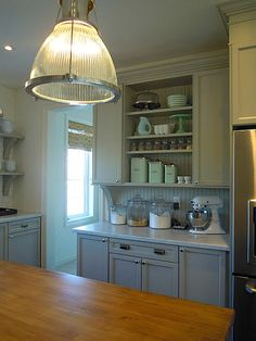 "Love the idea of a ""baking center"" in my kitchen!"
