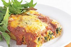 one of my favorites! Vegetable and Ricotta Cannelloni