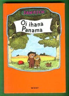 O, wat mooi is Panama - Janosch Kids Patterns, Coney Island, Childrens Books, My Books, Baseball Cards, Reading, My Love, Van, Advice