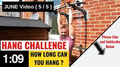 mrix`s Hang Challenge - June 2019 June, Challenges, Exercise, Train, Ejercicio, Excercise, Exercise Workouts, Physical Exercise, Work Outs