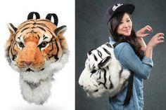 Gli zaini tigre