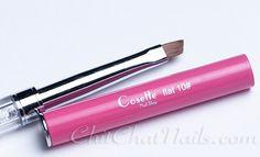 CosetteNailShop Dual End Cleanup Brush REVIEW   ChitChat Nails