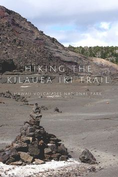 If you areon the Big Island of Hawaii, make sure you take time for Hiking the Kilauea Iki Trail. It is a quintessential Hawaii experience! Hawaii Vacation, Hawaii Travel, Vacation Spots, Travel Usa, Travel Tips, Aloha Hawaii, Travel Deals, Vacation Ideas, Hawaii Volcanoes National Park