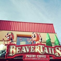 BeaverTails Niagara Falls Instagram photo by @tastetestfoodlife (Ms Kay)