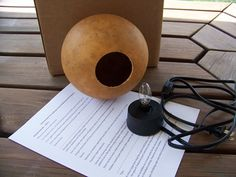 Gourd Luminary Kit