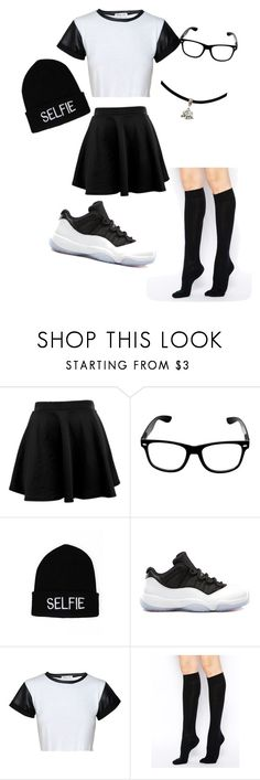 """Bored**"" by alicia-donavant ❤ liked on Polyvore featuring ASOS"