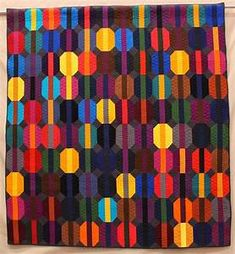 Selvage Blog: Quilts by Cherri House at Somers Quilt Show