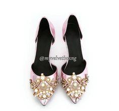 Details ✨✨✨ #shoegame #shoecrush #accessories #myvelvetboxng #specialoccasion #NewStock #mvb💋🎁