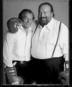 Terence & Bud. Thank you for the great movies.