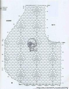 Crochetemoda Блог: болеро