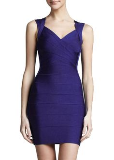 Cross-Bust Open-Back Bodycon Bandage Dress Church Outfits d4c2ad1ec