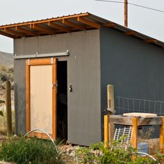 Garage build Modern Shed Roof Rain Screen Siding The Garage