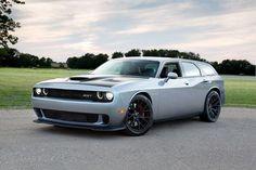 Dodge Challenger Hellcat Wagon is Beyond Cool — But Will It Happen? Dodge Magnum, Magnum Pi, Mopar, Dodge Wagon, Dodge Challenger Hellcat, Srt Hellcat, Dodge Vehicles, Automobile, Cadillac Escalade