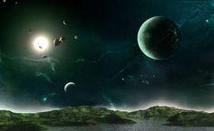 Uzay Masaüstü Duvar Kağıtları HD Wallpaper