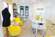 Łucznik showroom by 2kul, Wrocław – Poland » Retail Design Blog