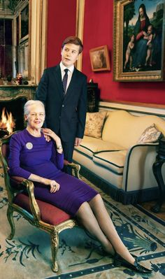 Denmark Royal Family, Danish Royal Family, Denmark History, Prince Frederick, Queen Margrethe Ii, Danish Royalty, Casa Real, Crown Princess Mary, Mary Elizabeth