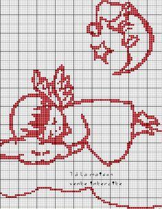 Cross stitch *<3* Point de croix                                                                                                                                                                                 Mehr
