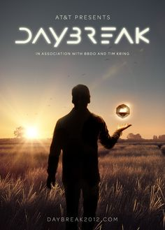 Unlock the Mystery of Daybreak. An interactive web series from AT and Tim Kring www.daybreak2012.com