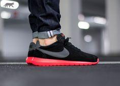 Nike Roshe LD-1000 QS (Black / Anthracite - Siren Red - Volt)