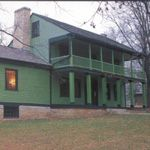 Ulysses S. Grant's home - White Haven (18th President).     From the National Park Service website.