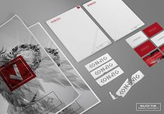 MAJOR TOM BRANDING MOCK UP on Behance
