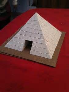 Best Photos of Egyptian Pyramids School Projects - Grade School Project Pyramid, Ancient Egypt Pyramids School Projects and Pyramid Project Ideas Pyramid Model, 3d Pyramid, Great Pyramid Of Giza, Egyptian Pyramid, Ancient Egypt Pyramids, Ancient Egypt Art, School Projects, Projects For Kids, Project Ideas