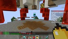 SkyWars with Lily. :3