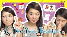 Learn the Top 10 Japanese New Year's Resolutions