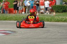 Milan Nikolic - Youngest champion of Serbia in karting!Only 9 years old!
