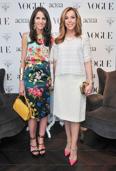 Cena Vogue Mexico Acria - Kelly Talamas - Eva Hughes