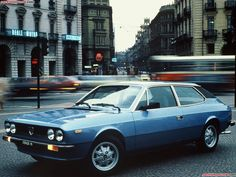 Lancia Beta HPE - still a great concept