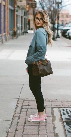 #Back To School Outfits - fashionoah.com